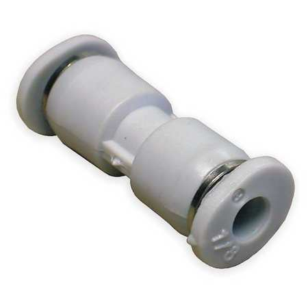 Union, Push In, Tube 1/4 In., PK10