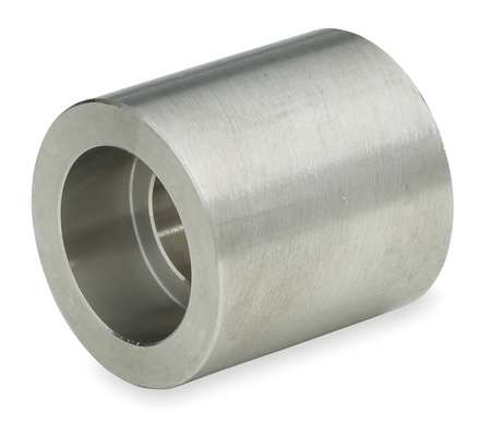 "2"" x 1-1/2"" Socket Weld SS Reducing Coupling"