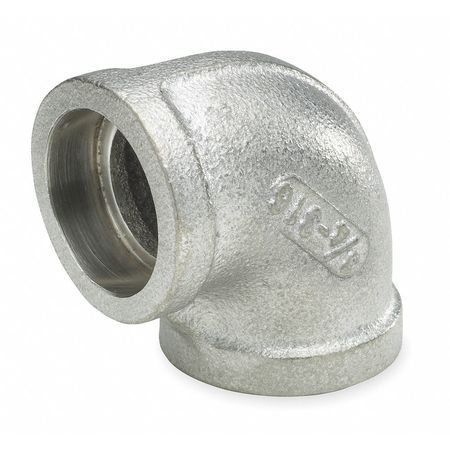 "1-1/4"" Socket Weld SS 90 Degree Elbow"