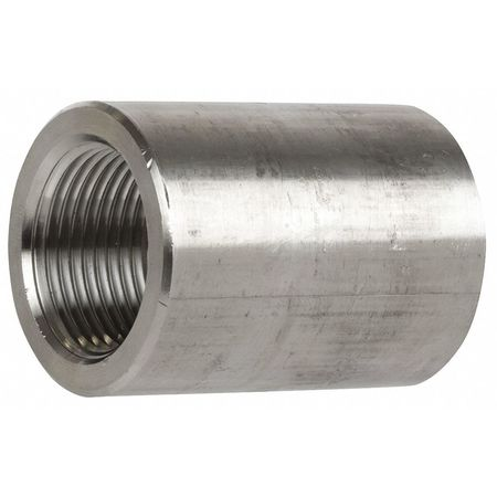 "1-1/2"" FNPT SS Coupling"