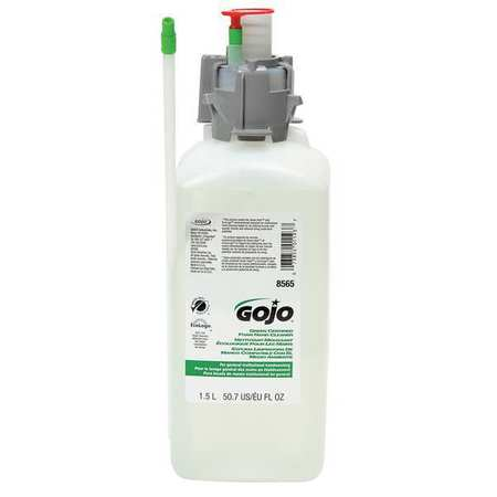 GOJO 1500 mL Unscented Foam Soap Refill