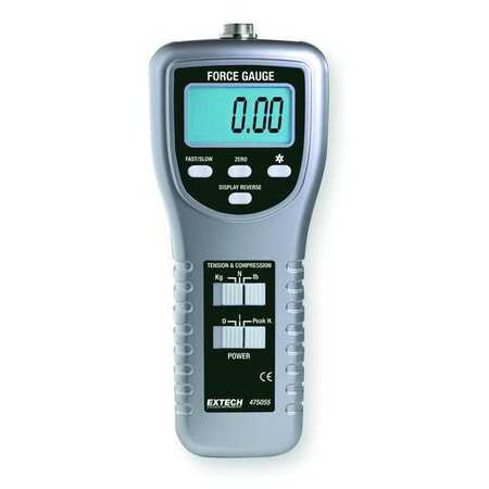 Digital Force Gauge, RS-232 Interface