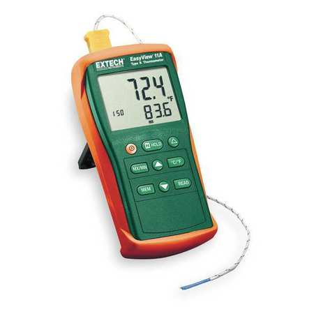 Thermocouple Thermometer, 1 Input, Type K