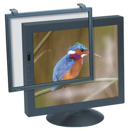 Privacy Filter, 17-18inLCD/16-19inCRT, Blk