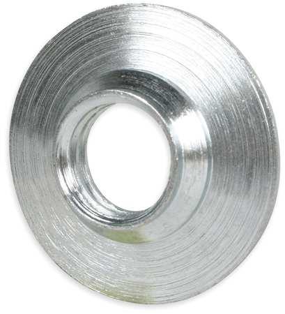 """5/8""""-11 Steel Round Base Retainer Nut,  1 pk."""
