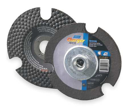 Depressed Center Wheel, T29, 5x1/8x7/8, AO