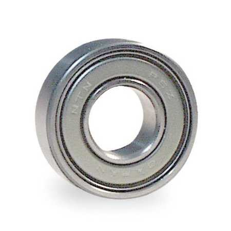 Radial Bearing, Shield, 0.2500 In. Bore