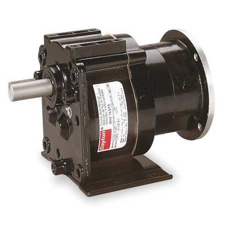 Speed Reducer, C-Face, 42CZ/48, 35.8:1