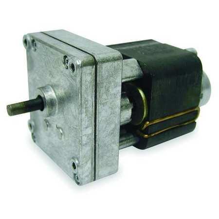 AC Gearmotor, 1.1 rpm, Open, 115V