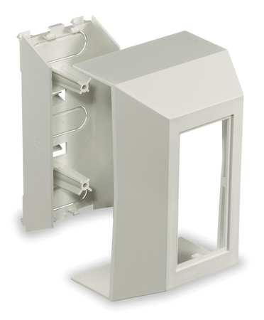 Full Capacity Box, White, PVC, Boxes