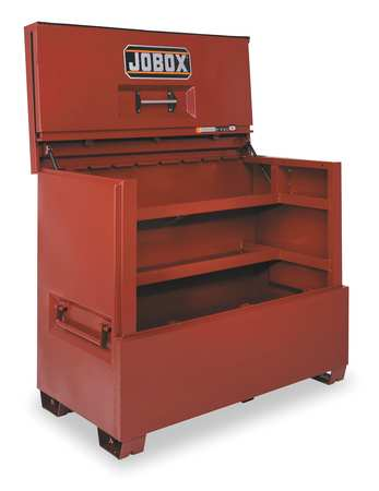 "Jobsite Piano Box,  60"" W x 31-11/32"" D x 49-1/2"" H,  Brown"
