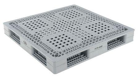 Pallet, Block, 2200lb, 47-1/4In L, 47-1/4InW
