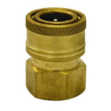 Quick Connect Coupler, 3/8 (F)NPT