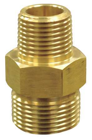 Quick Coupling Plug, 3/8 (M) x 22mm