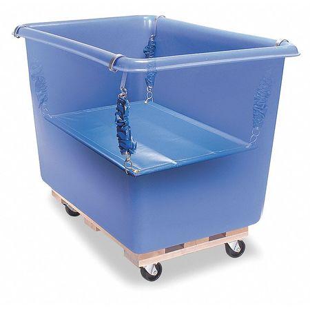 Poly Spring Lift Kit, 16 Bu, Blue