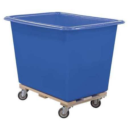 Cube Truck, 1 cu. yd., 600 lb. Cap, Blue