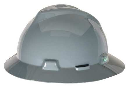 Hard Hat, FullBrim, Gray