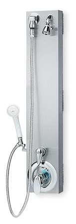 Wall Shower, Individual Pivoting, ADA