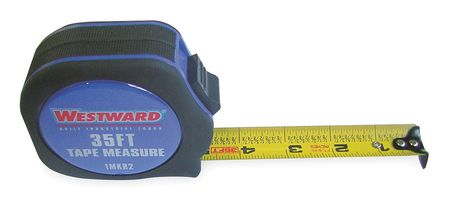 Tape Measure, 1 Inx35 ft., Carbon Steel