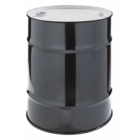 Transport Drum, Closed Head, 30 gal., Black