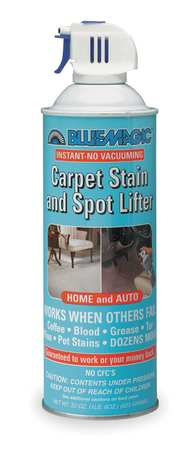 Carpet Spot/Stain Lifter, 22 Oz, Aerosol