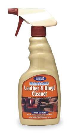 Leather/Vinyl Cleaner, 16 Oz, Spray Bottle