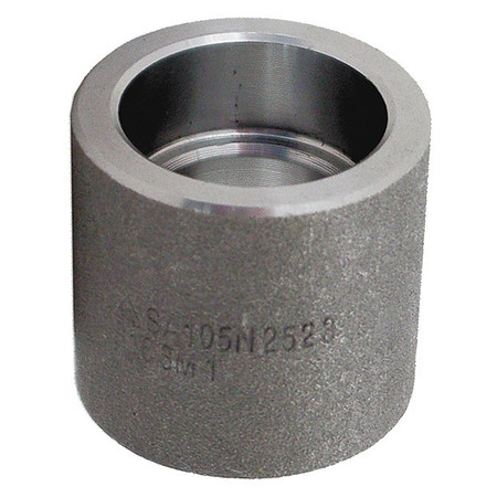 "3/4"" x 1/2"" Socket Weld Reducing Coupling"