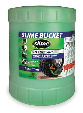 Tire Sealant, Bucket, 5 gal.