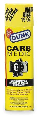 Carburetor/Choke Cleaner, 19 oz.Aerosol