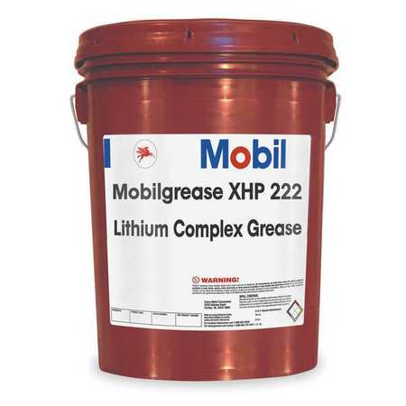 Mobilgrease XHP 222,  Grease,  5 gal