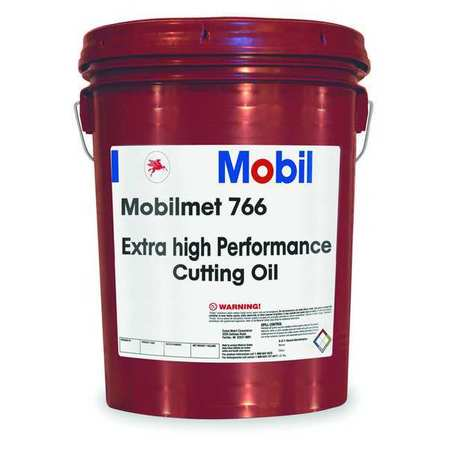 Mobilmet 766,  Cutting Oil,  5 gal