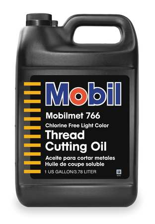 Mobilmet 766,  Cutting Oil,  1 gal