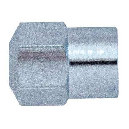 Hex V Cap, 0.305-32, Met, Heat, PK4