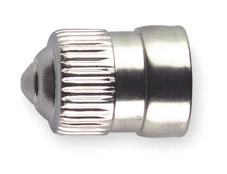 Dome Shaped Std V Cap, 0.305-32, Np, PK4