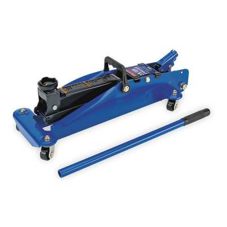 Hydraulic Service Jack, 2.5 tons