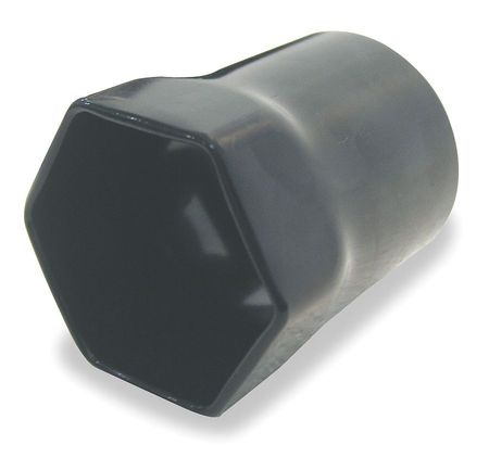 Locknut Socket, 1/2 In Drive Hex