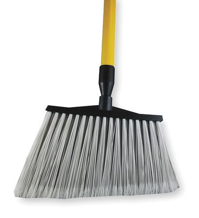 "TOUGH GUY White 9"" Angle Broom"