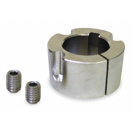 Bushing, Series 1008, Bore Dia 0.625 In