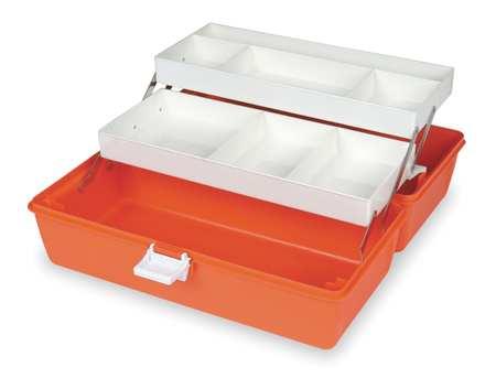 "First Aid Storage Case,  8-5/8"" W x 16-3/8"" L x 7"" H"