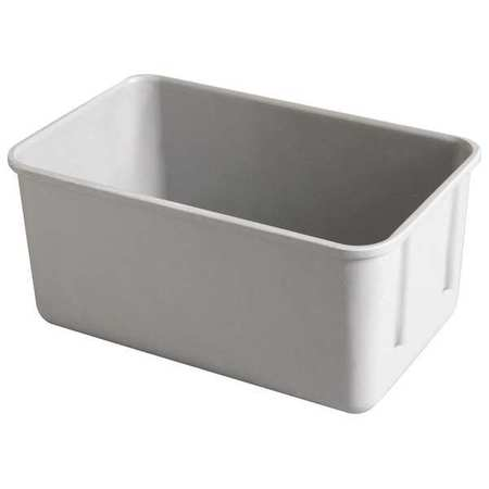 Nesting Container,  9 3/4 In L,  200 Lb.