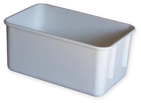 Nesting Container,  9 3/4 In L,  150 Lb.