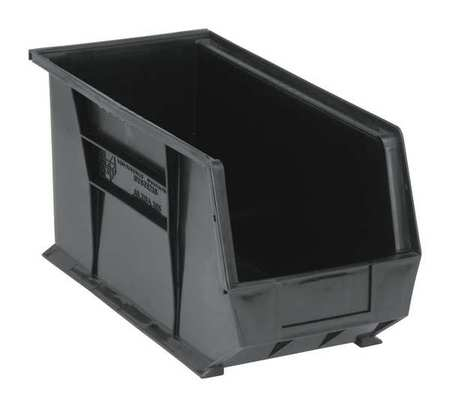 Hang/Stack Bin, Recycled, Load Cap 60 Lb