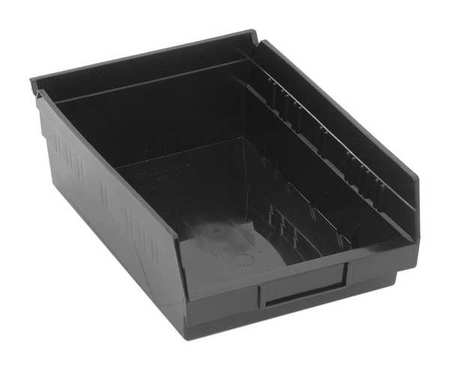 Shelf Bin,  11-5/8 In. L, 8-3/8 In. W, 4 In H