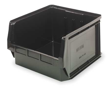 Recycled Bin, 19-3/4 In. L, 12-3/8 In. W