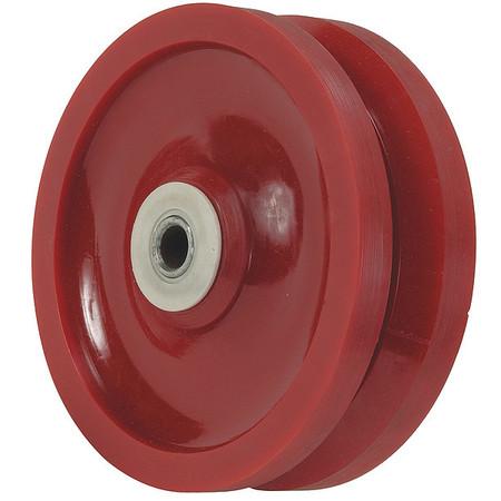 Caster Wheel, 450 lb., 6 D x 2 In.
