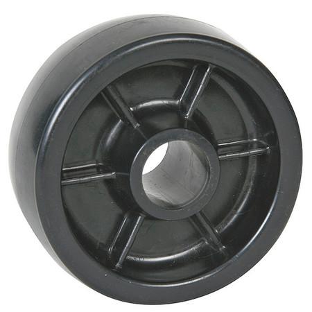Caster Wheel, 400 lb., 5 D x 1-3/8 In.