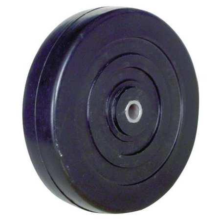 Caster Wheel, 300 lb., 5 D x 1-1/2 In.