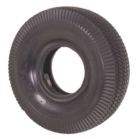 Replacement Tire/Tube, 10 x 3.5 in
