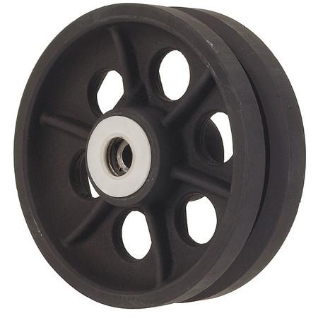 Caster Wheel, 1200 lb., 6 D x 2 In.