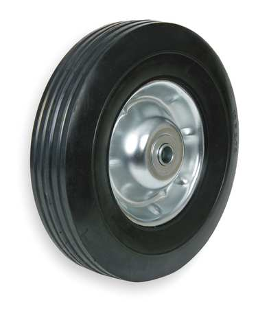 Semi-Pneumatic Wheel, 12 in., 140 lb.